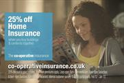"The Co-operative Insurance ""insurance you can be sure of"" by Rapp Edinburgh"