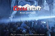 "Coors Light ""quest for cold"" by VCCP"