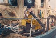 """Fisherman's Friend """"flyboardfishing"""" by Walker Zurich"""