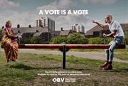 "Operation Black Vote ""See saw"" by Saatchi & Saatchi"