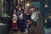 "Currys PC World ""The magic of Christmas upgraded"" by AMV BBDO"