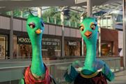 """Liverpool One """"where style comes to life"""" by McCann Manchester"""