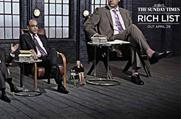 The Sunday Times 'Rich List 2012' by CHI & Partners