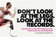 LOCOG 'sport like never before' by McCann Worldgroup