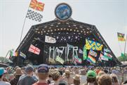 "BBC ""A Glastonbury to remember"" by BBC Creative"