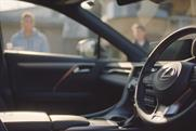 "Lexus ""The power of two"" by Digitas UK"