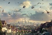 """PlayStation """"The fall"""" by Adam & Eve/DDB"""