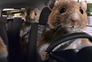 KIA 'hamsters' by David & Goliath