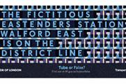 TFL 'true or false?' by M&C Saatchi