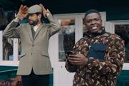 "Google ""Jack Whitehall and Michael Dapaah lost in the countryside"" by MediaMonks"