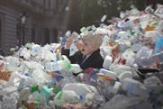 """Greenpeace """"Wasteminster: A Downing Street disaster"""" by Studio Birthplace"""
