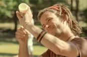 Heinz Salad Cream 'pourable sunshine' by McCann Erickson