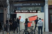 """Hiscox """"The hack"""" by AMV BBDO"""