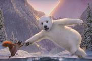 "ITV ""Dancing on Ice 2018: The bear and the squirrel"" by ITV Creative"