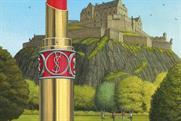 "John Lewis & Partners ""Edinburgh's new shopping landmark"" by Adam & Eve/DDB"