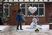 "John Lewis and Waitrose ""Give a little love"" by Adam & Eve/DDB"