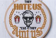 """KFC """"Handmade by KFC"""" by Iris"""