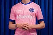"""Klarna """"VAR football shirt"""" by 72andSunny Amsterdam"""