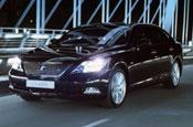 Lexus 'hybrid drive' by CHI & Partners