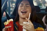 McDonald's thanks drive-thru customers in Super Bowl ad