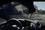 """McLaren """"McLaren P1 vs the Nürburgring-Nordschleife"""" by VCCP"""
