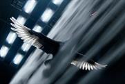 "McLaren ""a black swan"" by VCCP"