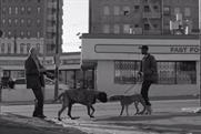 "Pedigree ""the walk"" by BBDO New York"