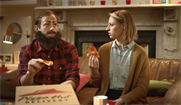 "Pizza Hut ""classic crust"" by Ogilvy & Mather London"