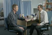 """Public Health England """"be clear on cancer"""" by M&C Saatchi"""