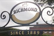 "Richmond Sausages ""Proud to be the nation's favourite"" by Saatchi & Saatchi"