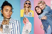"River Island ""Labels are for clothes"" by Studio Blvd"