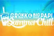 "Dunkin' Donuts ""Summer Chill."""