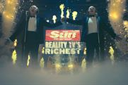 "The Sun on Sunday ""reality TV's richest"" by Grey London"