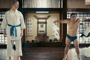 "Tena Men ""Active Fit Pants launch"" by AMV BBDO"