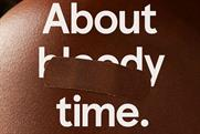 "Tesco ""About bloody time"" by BBH London"