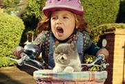 "Three ""#SingItKitty"" by Wieden & Kennedy"