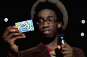 Cadbury Trident 'got me goat' by JWT London