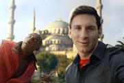 "Turkish Airlines ""Kobe vs Messi: the selfie shootout"" by Crispin Porter & Bogusky"