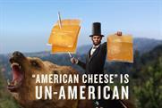 """Tillamook """"Un-American Cheese"""" by 72andSunny."""