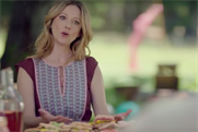 Judy Greer shares Hormel lunchmeat with hippies and a wolf woman