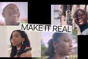 "WeTransfer and Squarespace ""Make it real"" by We Are Pi"