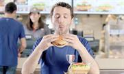 "Burger King ""Whopper fanatic"" by Buzzman"