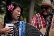 Performers push through pain to make music in Tylenol spot