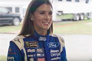NASCAR driver Danica Patrick pitches Aspen Dental, just not in her own words