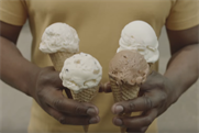 Ice cream brings families and friends of all kinds together in Dreyer's spot