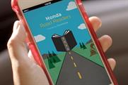 Honda drivers get an educational way to keep the kids quiet in the car