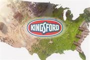 """Kingsford """"United We Grill"""" by DDB California."""