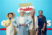 "Shreddies ""good news channel"" by McCann London"