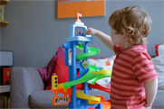 "Fisher-Price ""awaken their wonder"" by McCann London"