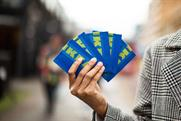 """Ikea """"The Ikea wallet"""" by Mother"""